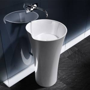 Umywalki Wolnostojące Nadają Ton Całej łazience
